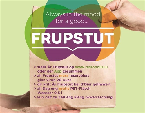 "Always in the mood for a good "" Frupstut """
