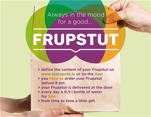 Always in the mood for a good...Frupstut