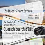 De Cycle 3.2 spillt Theater