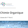Chimie organique (1re B et C)