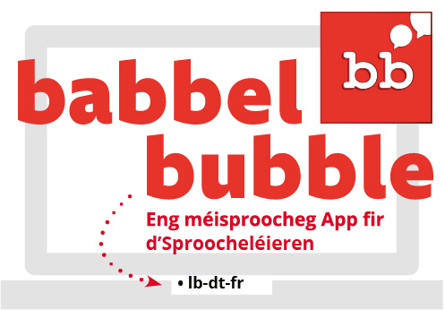 babbel-bubble
